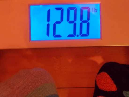 Beeb's Weigh-In - Week 42