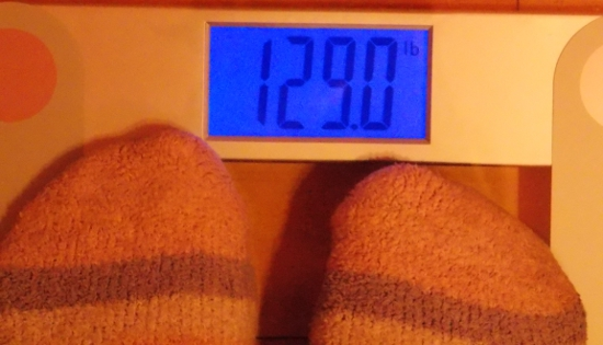 Beeb's Weigh-In - Week 44