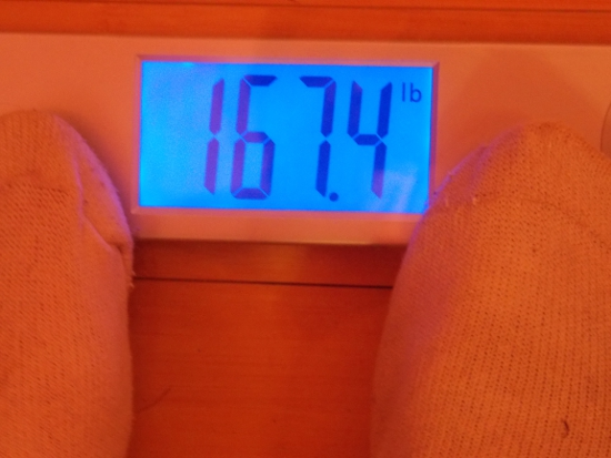 Jai's Weigh-In - Week 42