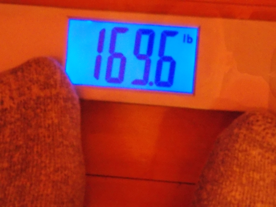 Jai's Weigh-in - Week 43