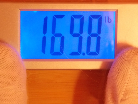 Jai's Weigh-In - Week 44