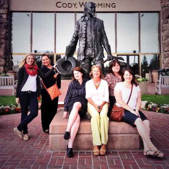 Buffalo Bill Historical Center Group Photo