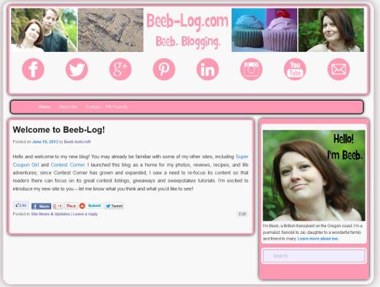 Beeb-Log