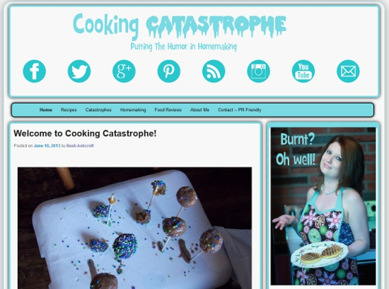 Cooking Catastrophe