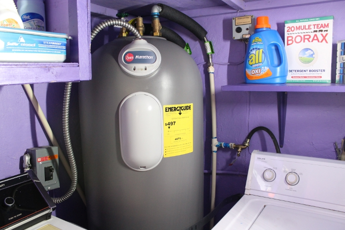 40 Gallon Rheem Marathon Hot Water Heater