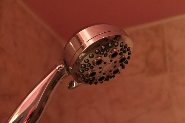 Alsons WaterSaving Massage Showerhead