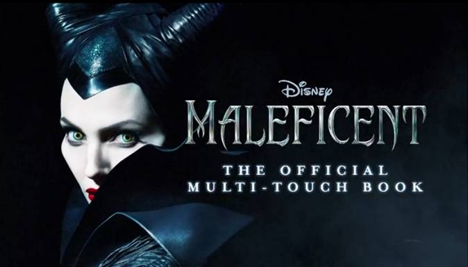Maleficent Multi-Touch Book