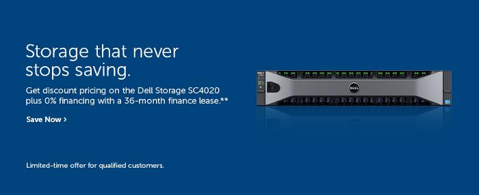 Dell Storage SC4020