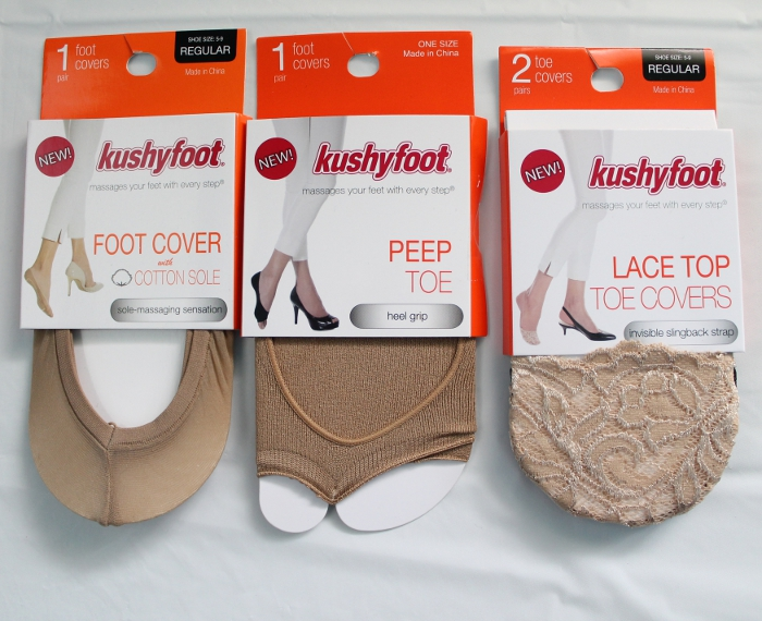Kushyfoot New Products