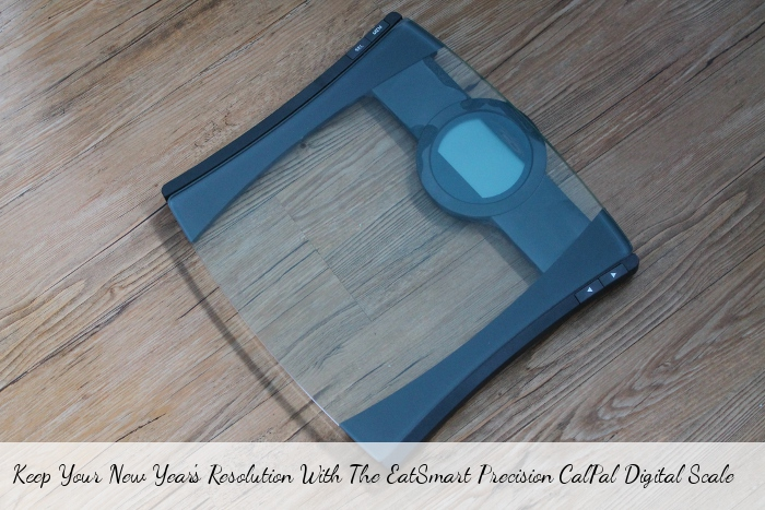 EatSmart Precision CalPal Digital Bathroom Scale