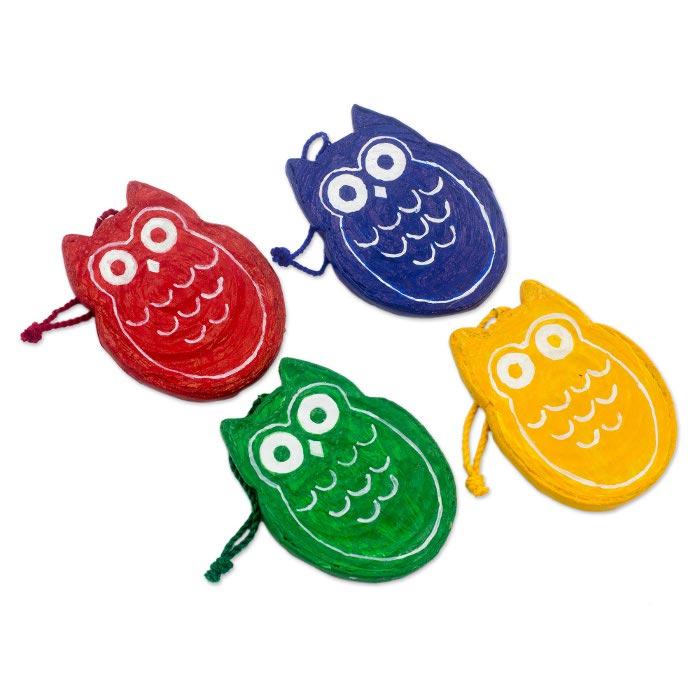 Joyous Owls